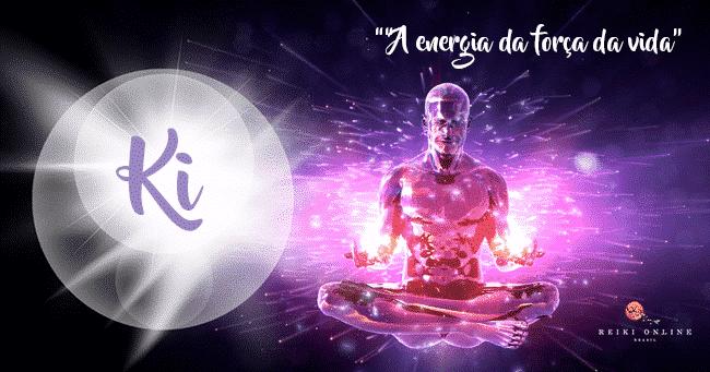 Ki é a energia da força da vida